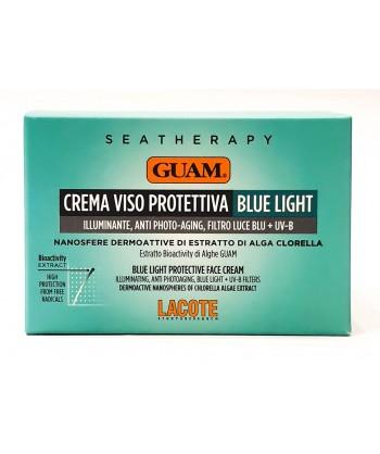 crema blu light