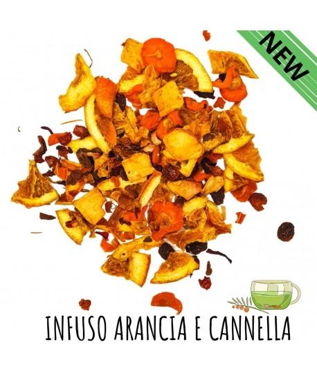 INFUSO ARANCIA E CANNELLA