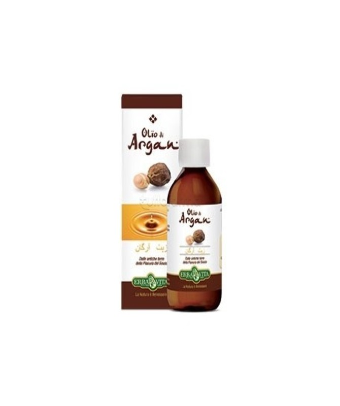 olio di argan erbavita