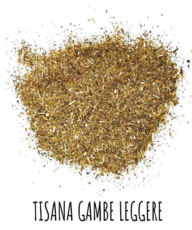 TISANA GAMBE LEGGERE