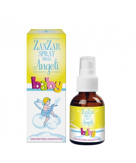 zanzar spray angeli