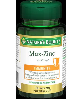Max - Zinc